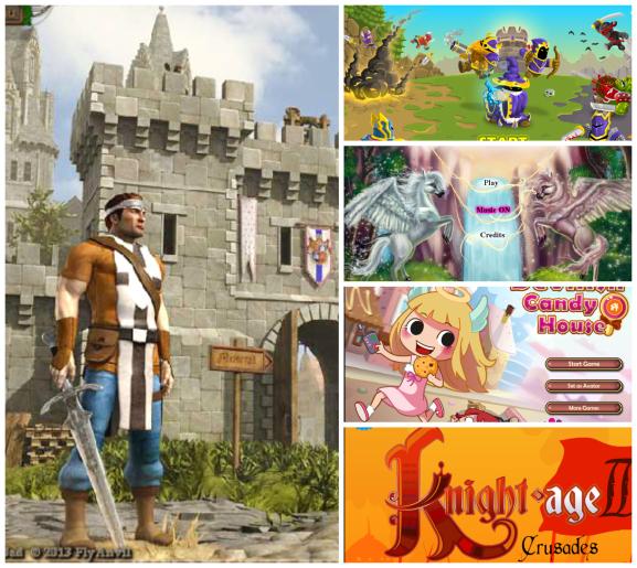 Adventure Spiele Online